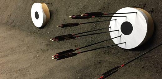 弓道の試合のルールを詳しく解説【的中すれば1点です】